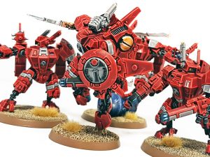 Deathhammer40k Warhammer 40,000 Farsight Enclave and Tau Project Blog Post