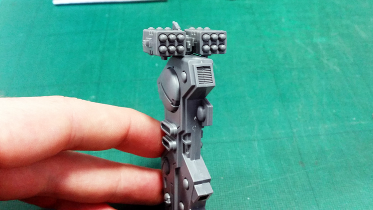 Deathhammer40k Warhammer 40,000 Painted Tau Empire Farsight Enclave Project Riptide 8