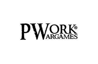 Deathhammer40k Warhammer 40,000 Commission Painted and Built Wargaming Miniatures PWork Wargames Logo